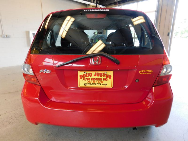2008 Honda Fit   city TN  Doug Justus Auto Center Inc  in Airport Motor Mile ( Metro Knoxville ), TN