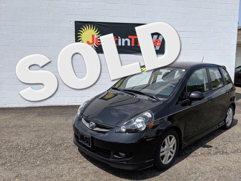 2008 Honda Fit Sport | Endicott, NY | Just In Time, Inc. in Endicott NY