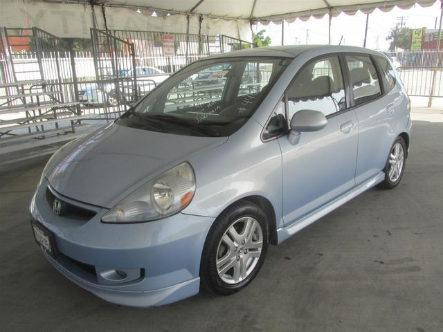 2008 Honda Fit Sport Gardena, California