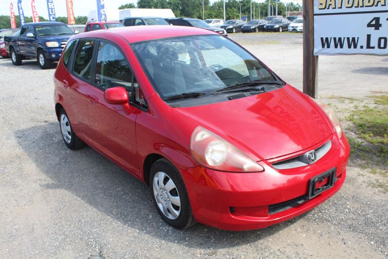 2008 Honda Fit   city MD  South County Public Auto Auction  in Harwood, MD
