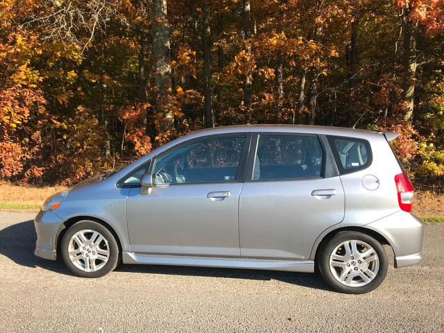 2008 Honda Fit Sport Ravenna, Ohio 1