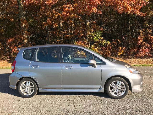 2008 Honda Fit Sport Ravenna, Ohio 4