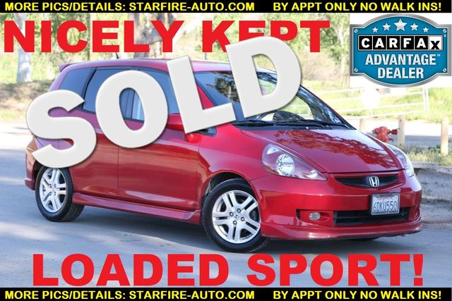 2008 Honda Fit Sport Santa Clarita, CA