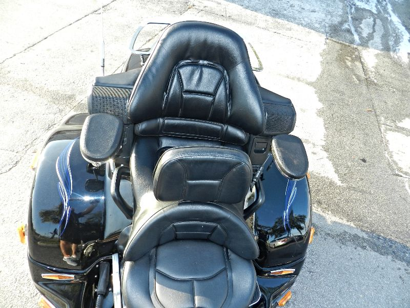 2008 Honda Gold Wing Goldwing Lehman Trike Only 9324 miles Must See  city Florida  MC Cycles  in Hollywood, Florida