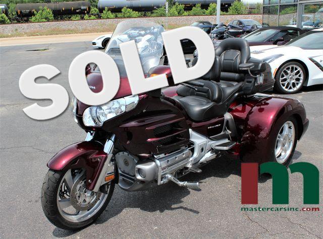 2008 Honda Gold Wing® Champion Trike | Granite City, Illinois | MasterCars Company Inc. in Granite City Illinois