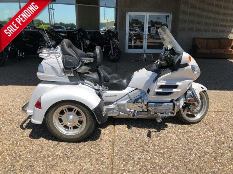 2008 Honda Gold Wing Motor Trike  city TX  Hoppers Cycles  in , TX