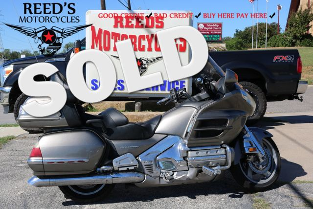 2008 Honda GOLDWING  | Hurst, Texas | Reed's Motorcycles in Hurst Texas