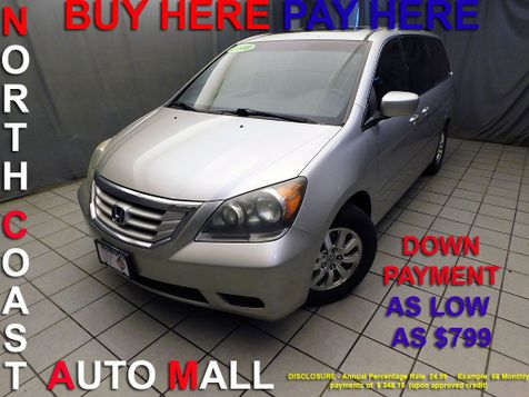 2008 Honda Odyssey EX-LAs low as $799 DOWN in Cleveland, Ohio