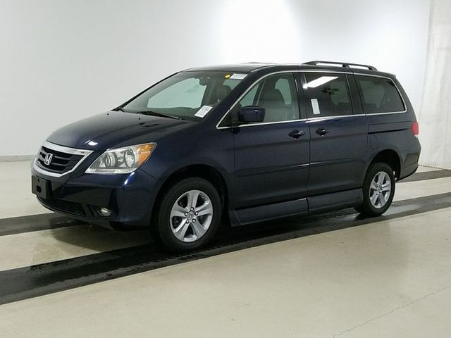 2008 Honda Odyssey Touring handicap wheelchair side entry van in Dallas, Georgia 30132