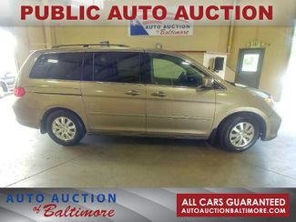 2008 Honda Odyssey EX   JOPPA, MD   Auto Auction of Baltimore  in Joppa MD