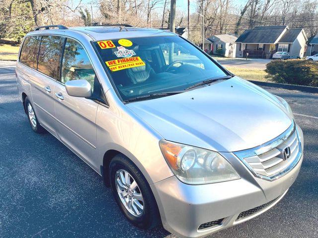 2008 Honda-Leather! Loaded! Mint! Odyssey-3RD ROW EX-L