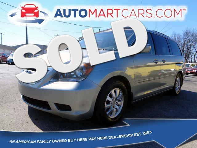 2008 Honda Odyssey EX-L | Nashville, Tennessee | Auto Mart Used Cars Inc. in Nashville Tennessee