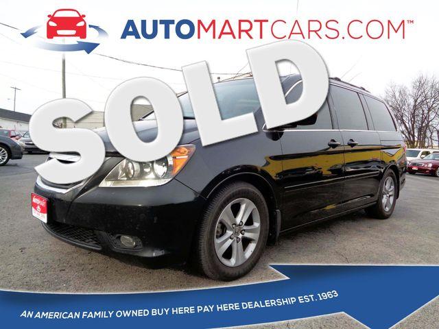 2008 Honda Odyssey Touring   Nashville, Tennessee   Auto Mart Used Cars Inc. in Nashville Tennessee