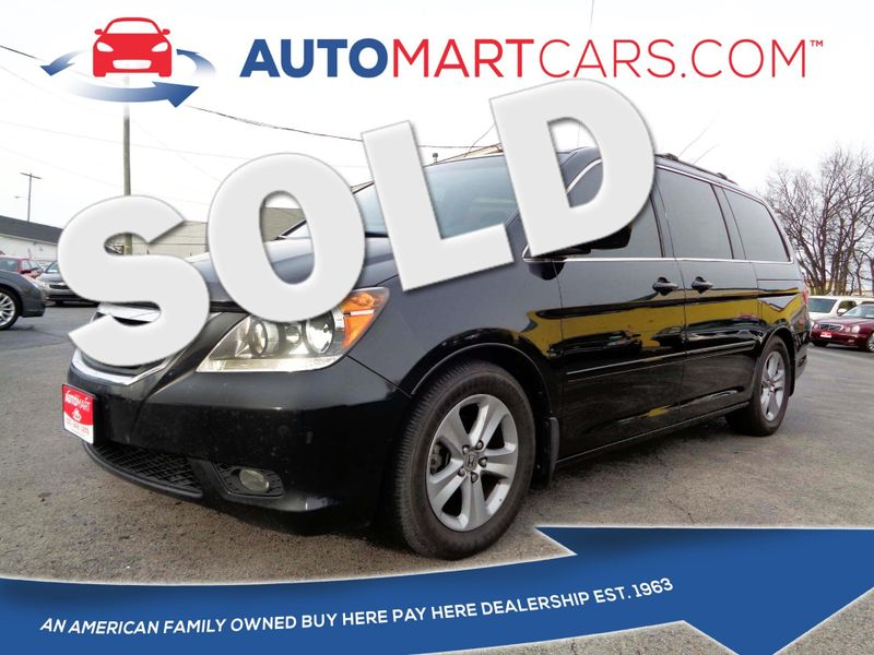 2008 Honda Odyssey Touring | Nashville, Tennessee | Auto Mart Used Cars Inc. in Nashville Tennessee