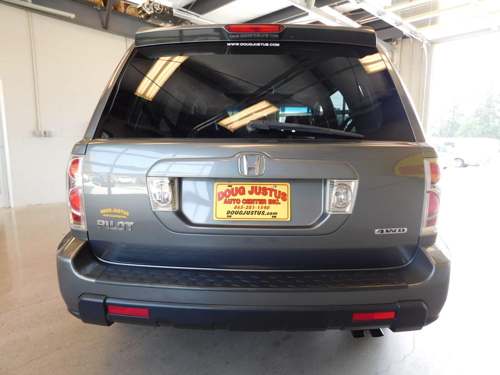 2008 Honda Pilot Ex L City Tn Doug Justus Auto Center Inc Oil Pressure Switch Location 2006 Free Engine Image In Airport Motor