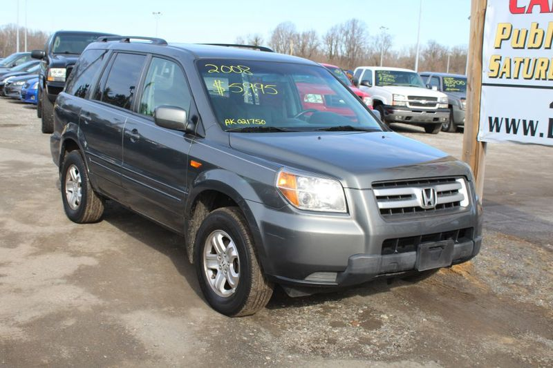 2008 Honda Pilot VP  city MD  South County Public Auto Auction  in Harwood, MD