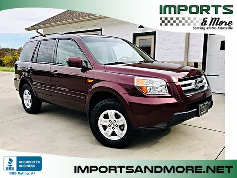 2008 Honda Pilot 4wd Value Pkg. 3rd Row in Lenoir City, TN