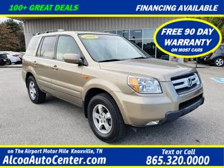 2008 Honda Pilot EX-L FWD Leather/Sunroof/Alloys in Louisville, TN 37777