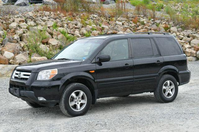 2008 Honda Pilot EX-L 4WD Naugatuck, Connecticut 2
