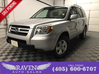 2008 Honda Pilot VP 1 Owner   city Oklahoma  Raven Auto Sales  in Oklahoma City, Oklahoma