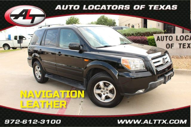 2008 Honda Pilot EX-L with NAVIGATION in Plano, TX 75093