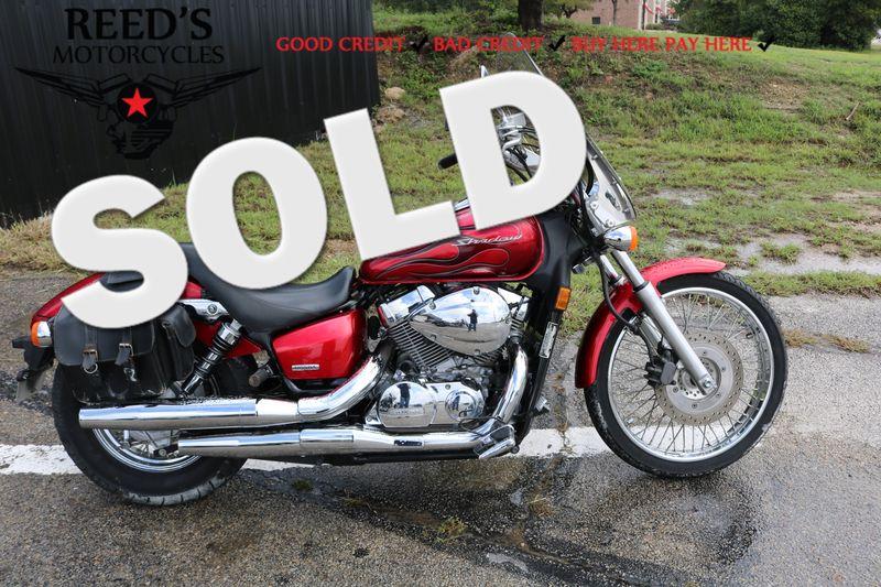 2008 Honda Shadow 750  | Hurst, Texas | Reed's Motorcycles in Hurst Texas