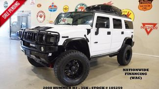 2008 Hummer H2 SUV LIFTED,SUNROOF,NAV,REAR DVD,HTD LTH,BLK WHL... in Carrollton TX, 75006