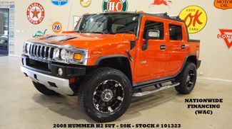 2008 Hummer H2 SUT ROOF,NAV,BACK-UP,REAR DVD,HTD LTH,XD WHLS,50K in Carrollton TX, 75006