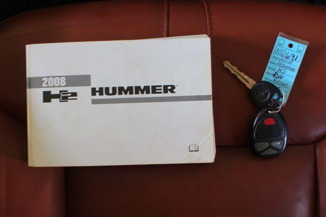 2008 Hummer H2 SUV LUXURY EDITION 4X4 - NAV - REAR DVD - SUNROOF! Mooresville , NC 21
