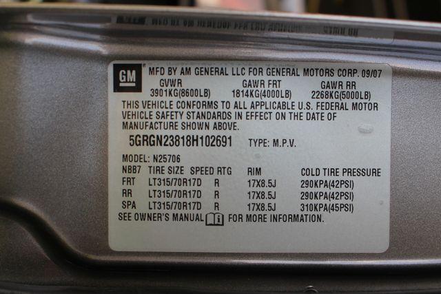 2008 Hummer H2 SUV LUXURY EDITION 4X4 - NAV - REAR DVD - SUNROOF! Mooresville , NC 55