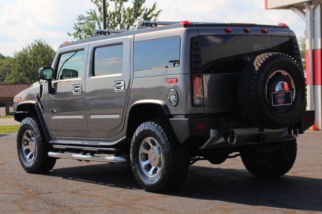 2008 Hummer H2 SUV LUXURY EDITION 4X4 - NAV - REAR DVD - SUNROOF! Mooresville , NC 27