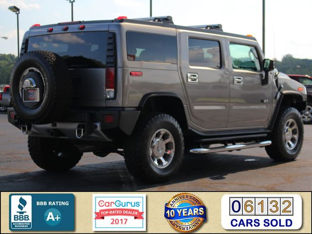 2008 Hummer H2 SUV LUXURY EDITION 4X4 - NAV - REAR DVD - SUNROOF! Mooresville , NC 2
