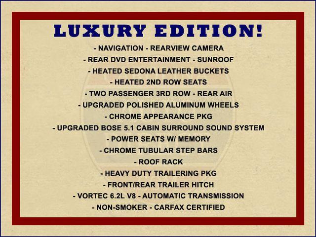 2008 Hummer H2 SUV LUXURY EDITION 4X4 - NAV - REAR DVD - SUNROOF! Mooresville , NC 1