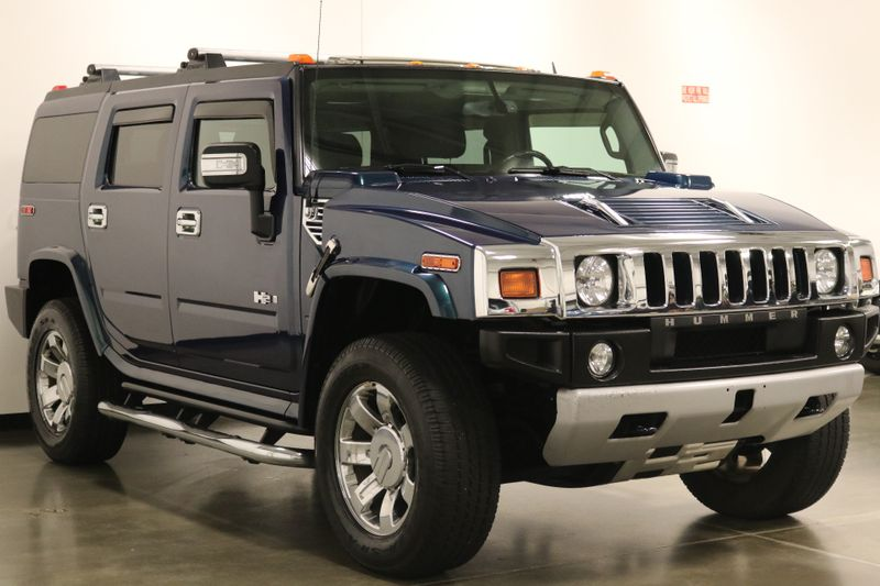 2008 Hummer H2 SUV  city NC  The Group NC  in Mansfield, NC