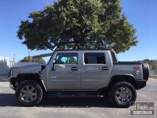 2008 Hummer H2 Luxury SUT 6.2L V8 AWD in San Antonio Texas, 78217