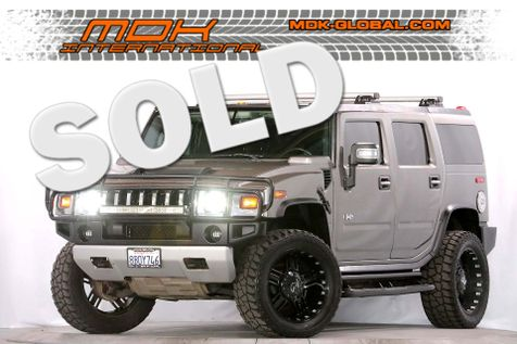 2008 Hummer H2 - tastefully modified SUV in Los Angeles