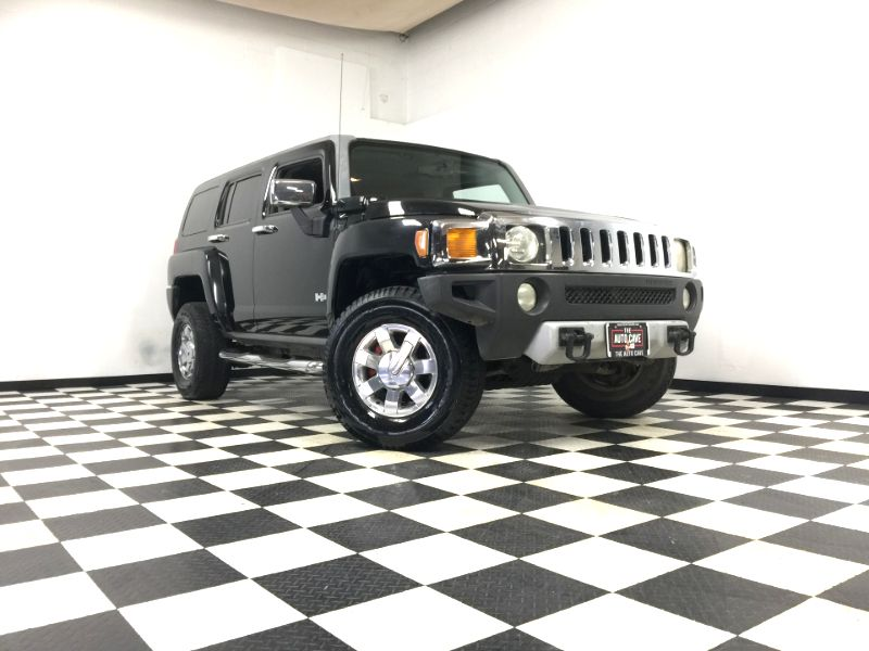 2008 Hummer H3 *Affordable Payments*   The Auto Cave in Addison