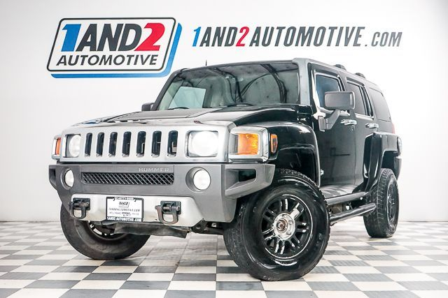2008 Hummer H3 SUV in Dallas TX