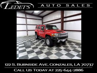 2008 Hummer H3 SUV - Ledet's Auto Sales Gonzales_state_zip in Gonzales