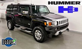 2008 Hummer H3 SUV Luxury 4X4 BLACK LEATHER    Palmetto, FL   EA Motorsports in Palmetto FL