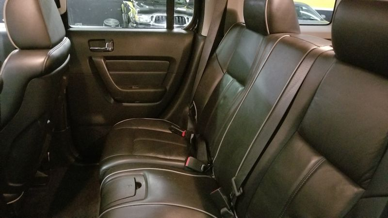2008 Hummer H3 SUV Luxury 4X4 BLACK LEATHER  | Palmetto, FL | EA Motorsports in Palmetto, FL