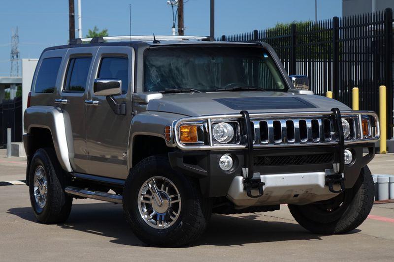 2008 Hummer H3 SUV Alpha* Nav* BU Cam* Sunroof* EZ Finance**   Plano, TX   Carrick's Autos in Plano TX
