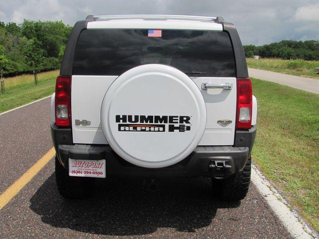 2008 Hummer H3 SUV Alpha St. Louis, Missouri 4