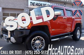 2008 Hummer H3 SUV Alpha Waterbury, Connecticut