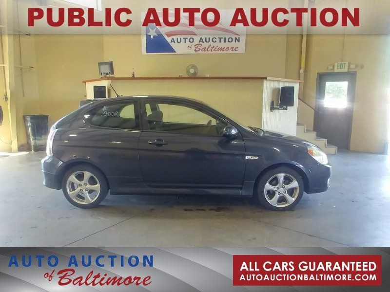 2008 Hyundai Accent SE | JOPPA, MD | Auto Auction of Baltimore  in JOPPA MD