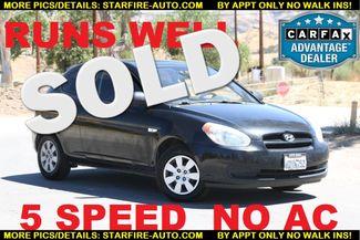 2008 Hyundai Accent GS in Santa Clarita, CA 91390