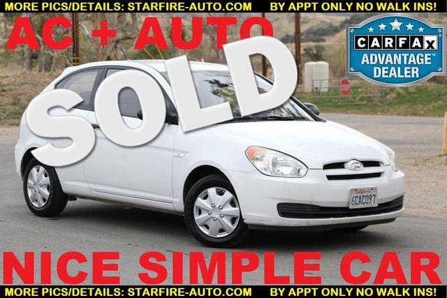 2008 Hyundai Accent GS Santa Clarita, CA