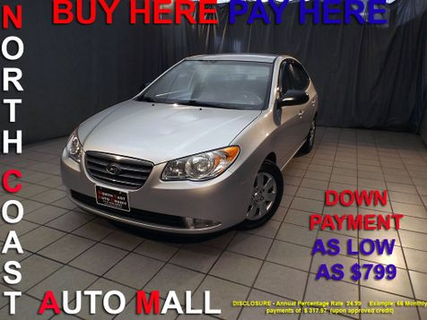 2008 Hyundai Elantra GLS As low as $799 DOWN in Cleveland, Ohio