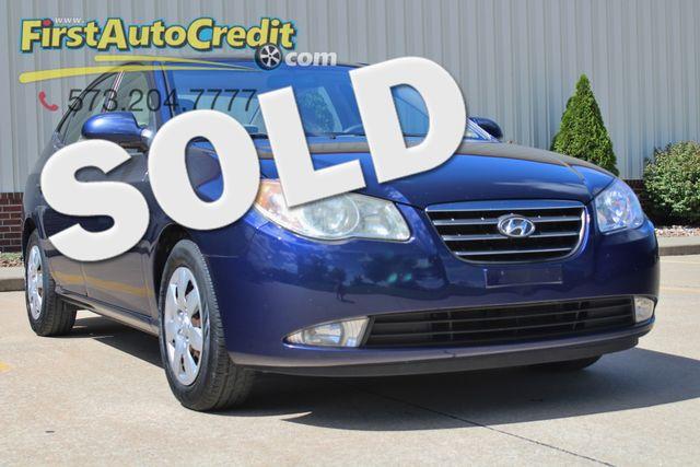 2008 Hyundai Elantra GLS in Jackson MO, 63755