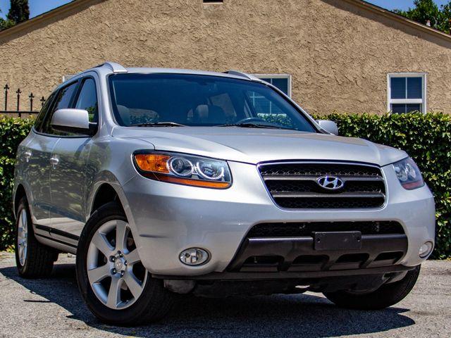 2008 Hyundai Santa Fe SE Burbank, CA 1